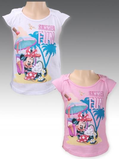 Dívčí tričko Minnie