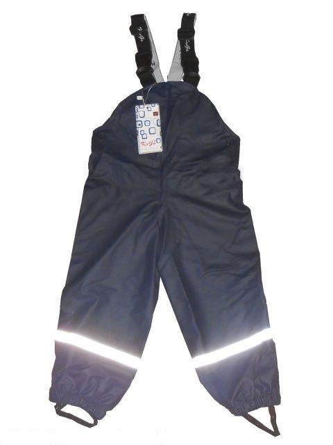 Termo kalhoty do deště - tmavě modré
